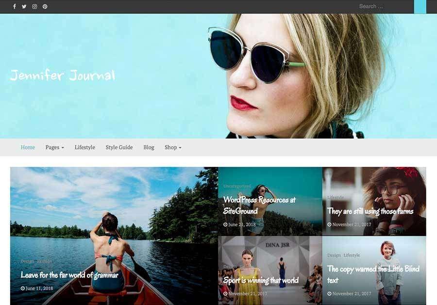 Best Free WordPress Journal Themes
