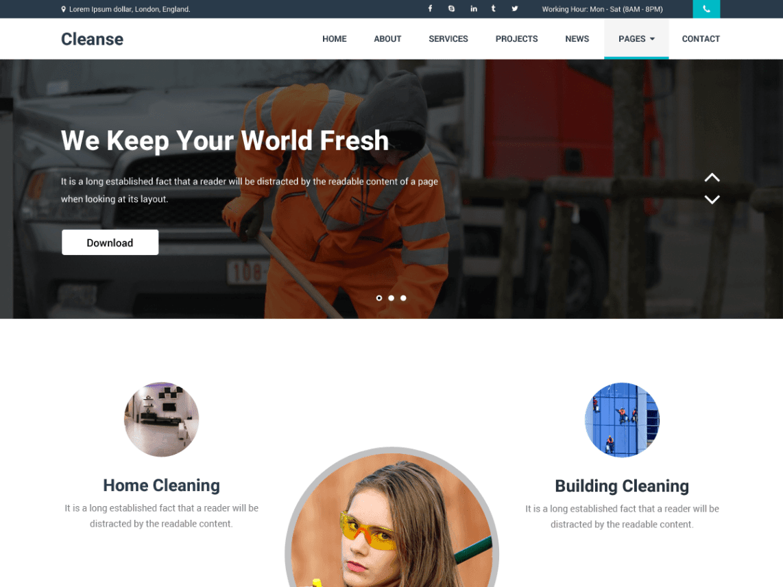 10 Best Free Clean WordPress Themes