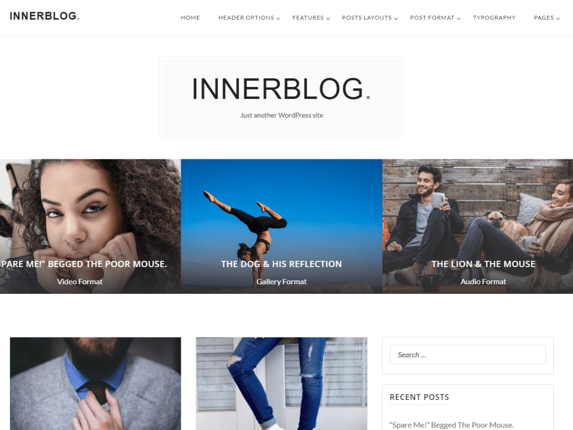 5 SEO Friendly Free WordPress Blog Themes