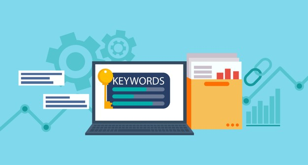 Select specific keywords to focus on to improve your SEO