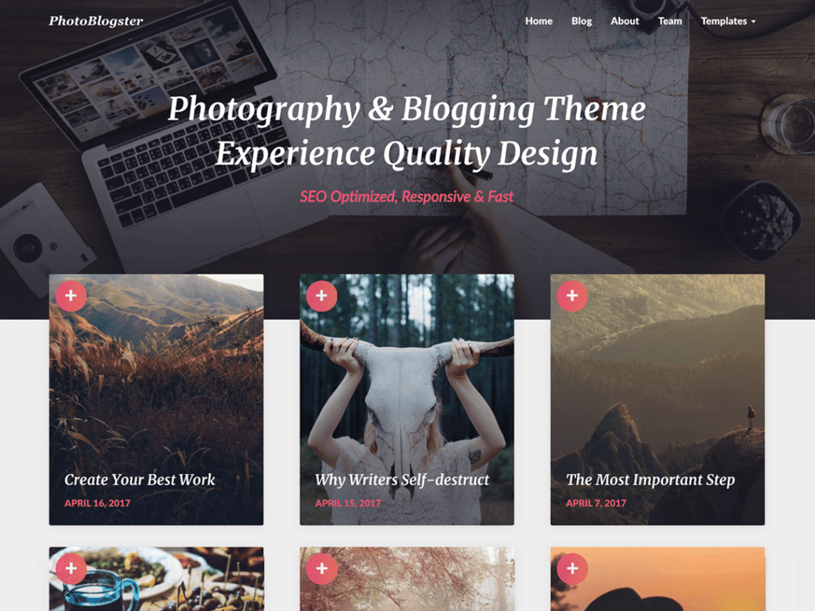 7 best wordpress personal blog themes