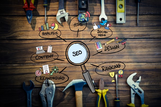 Tools to improve your website SEO
