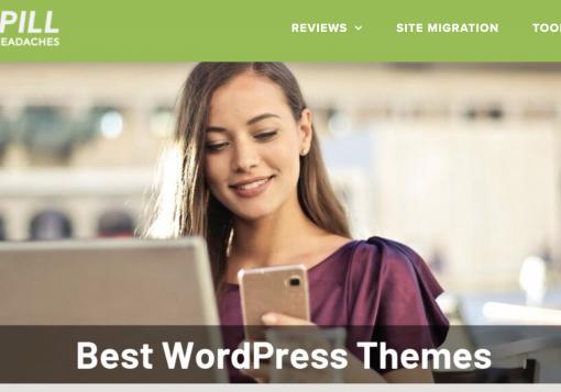 www.hostingpill.com site screenshot