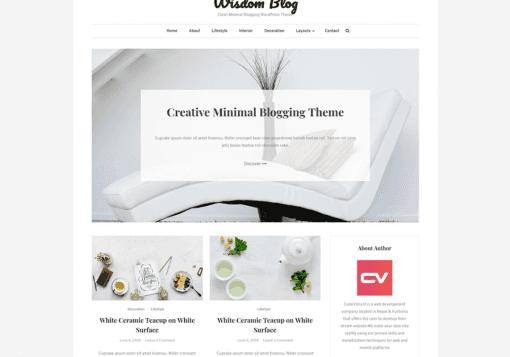 5 Best Free WordPress Ecommerce Blog Themes