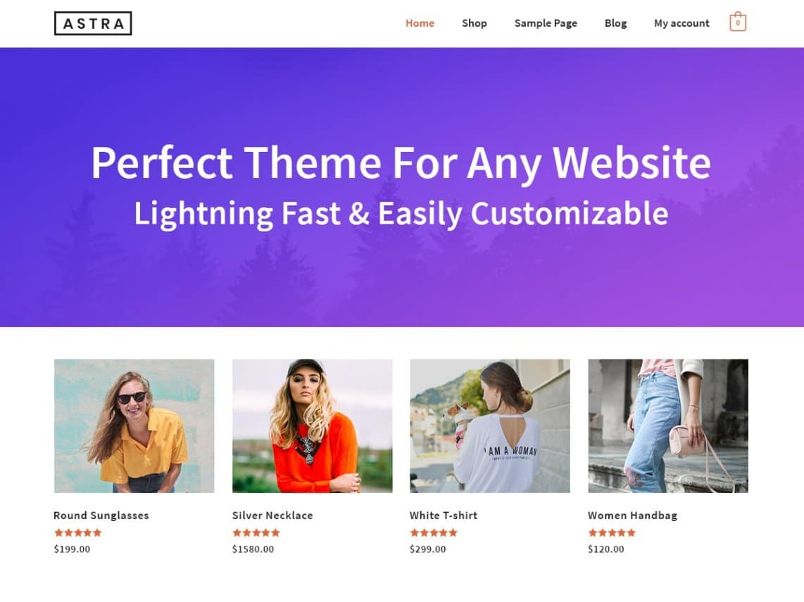 best premium e-commerce theme for wordpress