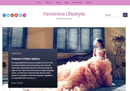 Feminine Lifestyle