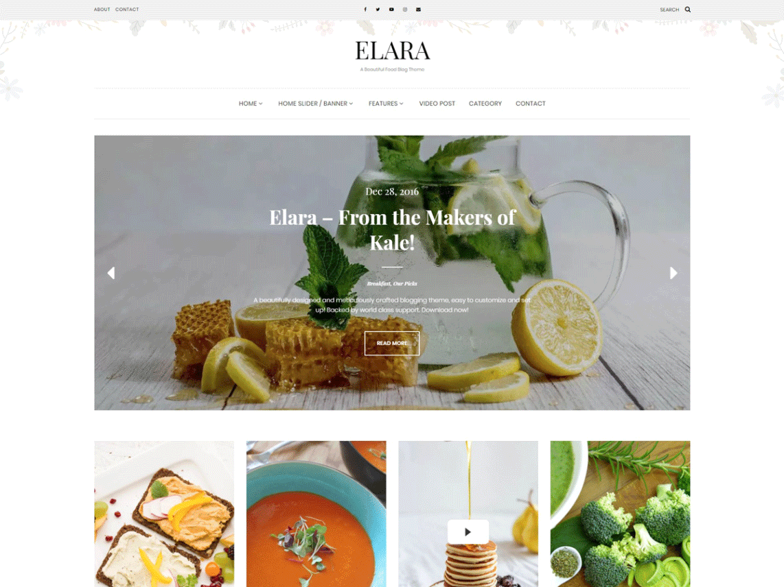 10 most beautiful wordpress themes