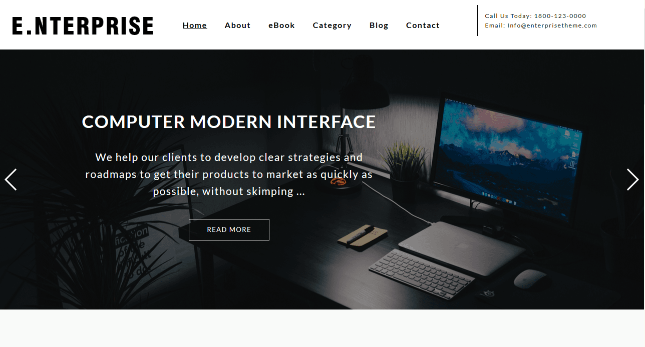 best premium e-commerce wordpress theme