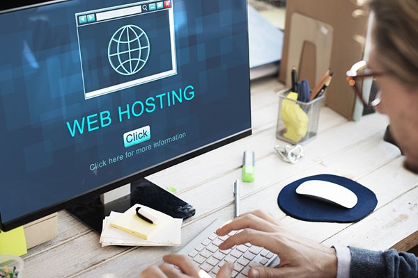 Webhosting selection to improve site speed