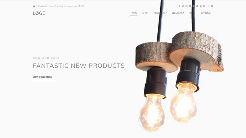 best premium e-commerce themes for wordpress