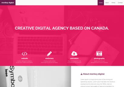 Best WordPress Digital Agency Themes