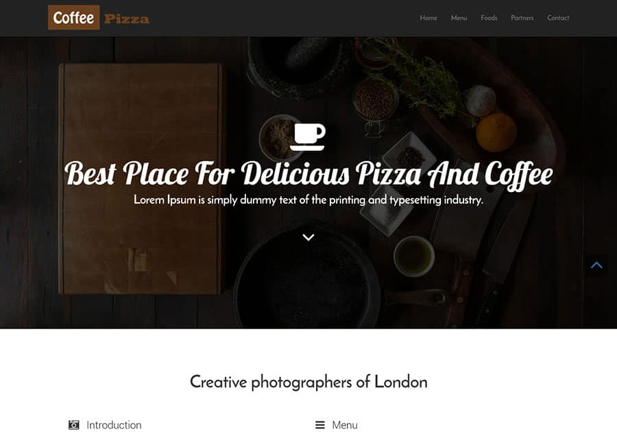 restaurant-free-boostrap-theme