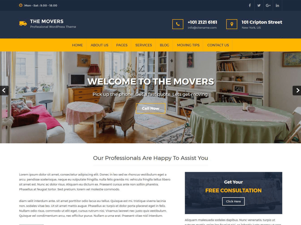 Movers Lite