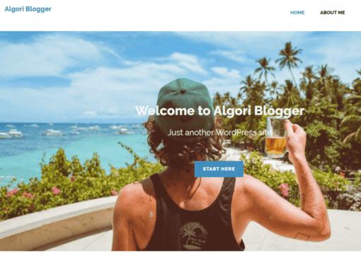 Algori Blogge