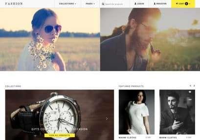 best Premium E-Commerce Themes for WordPress