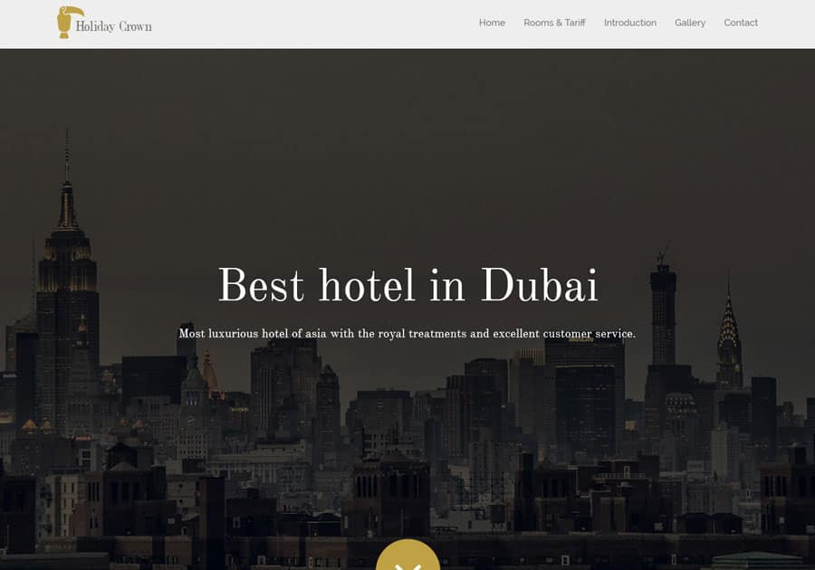 5 Best Free WordPress Themes for Hotels